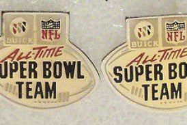 Buick Sponsored Event Pins