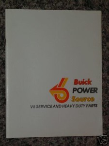 buick power source book