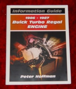buick turbo regal engine book