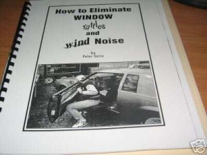 fix buick window rattles book