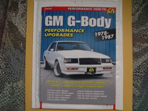 gm gbody performance upgrades