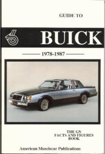 guide to 1978-1987 buick regals