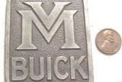 Buick Paper Weights