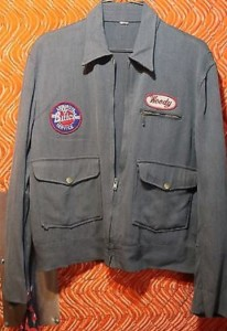 1950s style Buick Mechanic Jacket