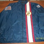 1960s era Buick windbreaker jacket