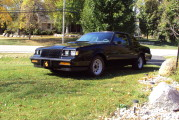 87 Buick Regal WE4