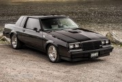 Sarge's 87 Buick GN