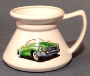Buick Classic Car Coffee Mug