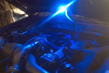 Underhood Light (+ LED Bulb upgrade) With Fiberglass Hood