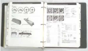 1985 buick info commercial rental leasing book 3
