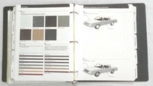 1985 buick info commercial rental leasing book 4