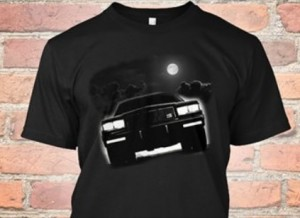 buick into the night shirt