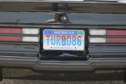 Buick Grand National Vanity License Plates