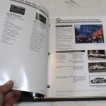 2002 Buick Product Portfolio Dealer Binder 2