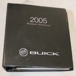 2005 Buick Product Portfolio Dealer Album 1
