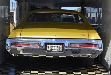 Buick GS Cars With Vanity License Tags
