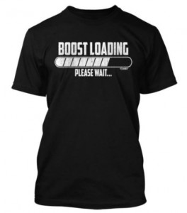 boost loading shirt