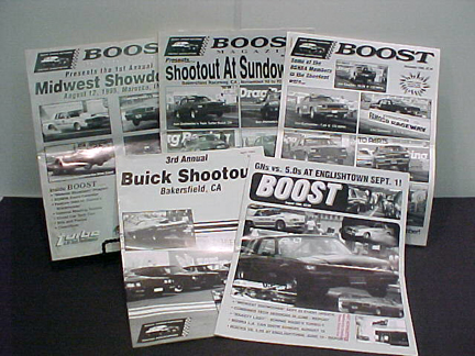 boost magazines BGNRA Newsletters 2