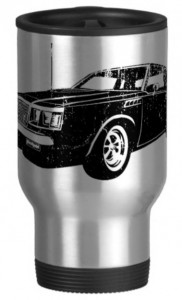buick gnx travel mug