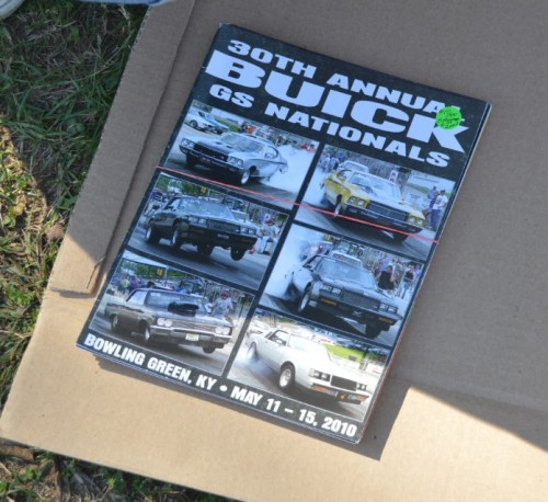 buick gs nationals book