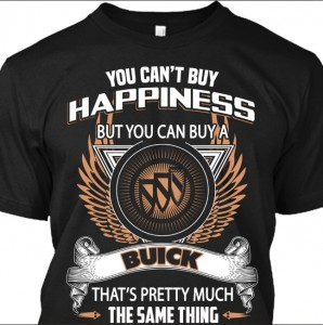 buy a buick shirt