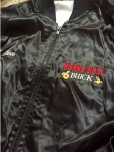 kenne bell buick jacket