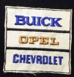 buick opel chevrolet patch