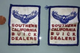 Buick Dealer, Logos & Misc Type Patches