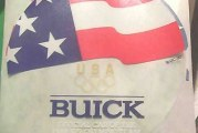 Buick Olympics Decals from 1984 & 1988