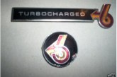 Buick Riviera Turbocharged Emblems
