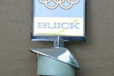 1984 & 1988 Buick Olympic Emblems