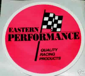 eastern performance decal