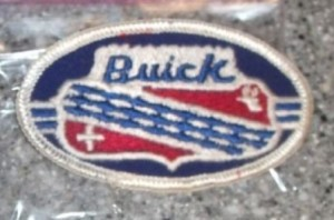 buick patch old logo