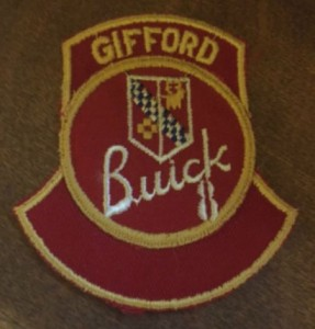gifford buick 8 dealer patch