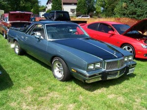 grand prix el camino conversion