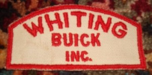 whiting buick inc dealer patch
