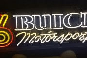 Cool Buick Motorsports Neon Signs