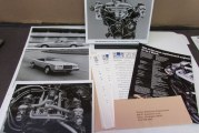 1983 Buick Riviera Indy 500 Official Pace Car Press Kit Media Release