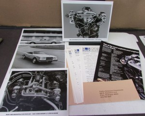 1983 Buick Riviera Indy 500 Official Pace Car Press Kit Media Release 3