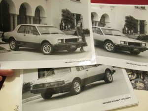 1984 Buick Press Kit 5