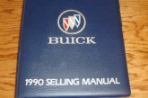1989 & 1990 Buick Selling Manual