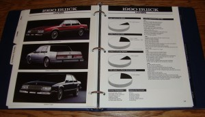 1990 Buick Selling Manual 2