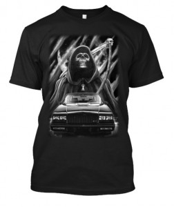 buick grand national reaper shirt