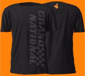 buick grand national vertical shirt