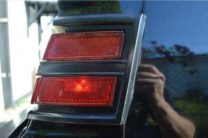 buick grand national rear side marker light