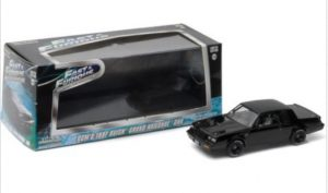 GREENLIGHT BUICK GRAND NATIONAL FAST AND FURIOUS 1-43 1