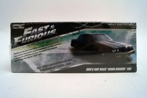 GREENLIGHT BUICK GRAND NATIONAL FAST AND FURIOUS 1-43 4