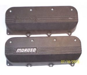 Buick Stage 2 Moroso Valve Covers