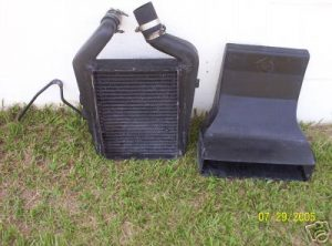 bowling green customs huge intercooler