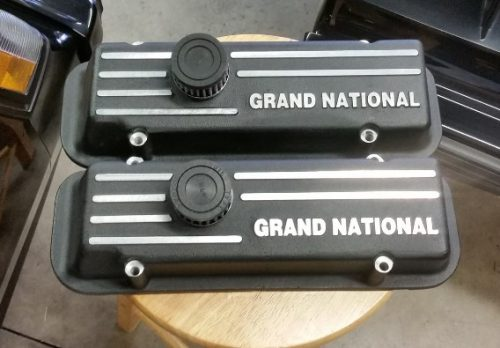 buick grand national valve covers